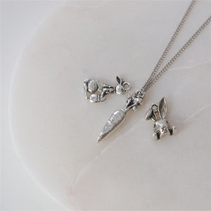 Sterling Silver Easter Necklace from Pukkagifts.uk