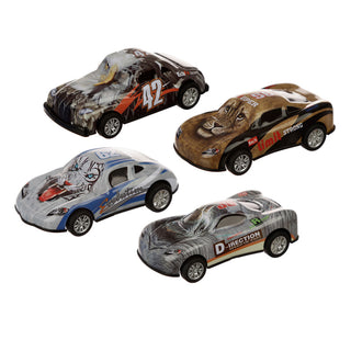 Pull Back Die Cast Animal Cars