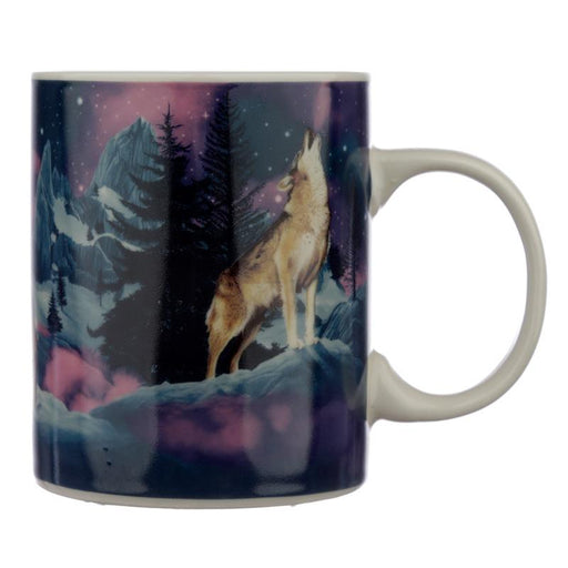 Protector of the North Wolf Mug