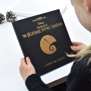 Personalised Nightmare Before Christmas Story Book,Pukka Gifts