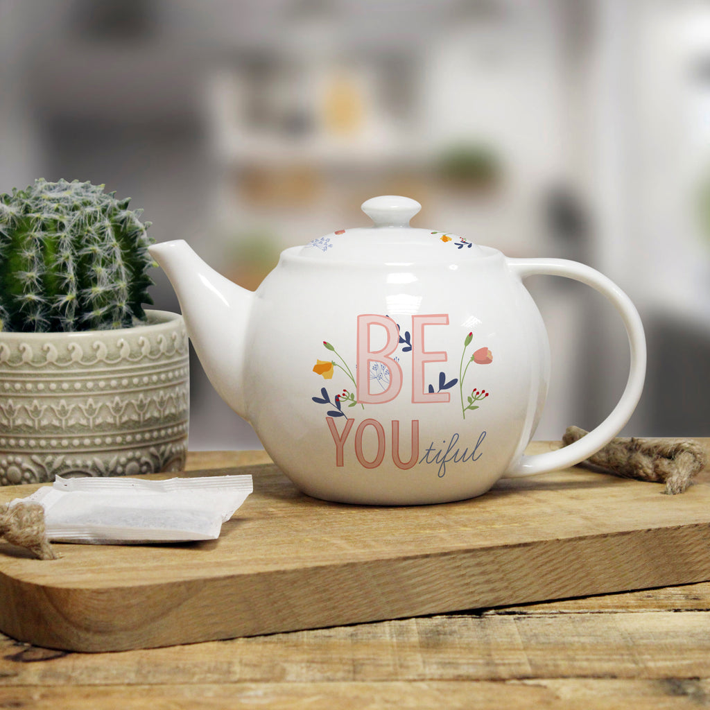 Personalised Be-you-tiful Teapot