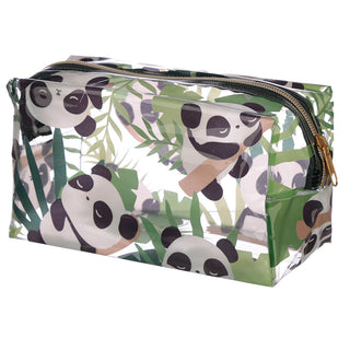Pandarama Clear Panda Toiletry Bag from Pukkagifts.uk