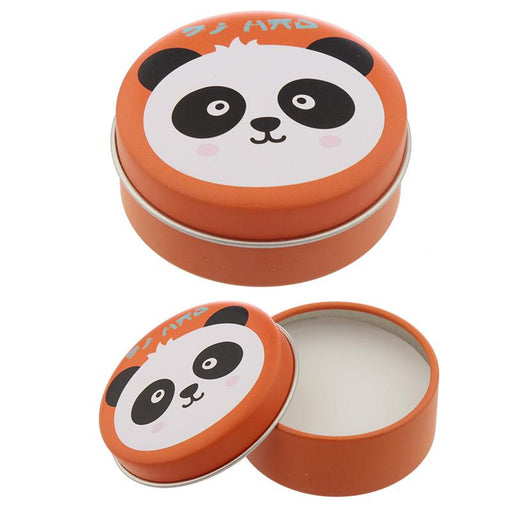 Panda Lip Balm in a Tin
