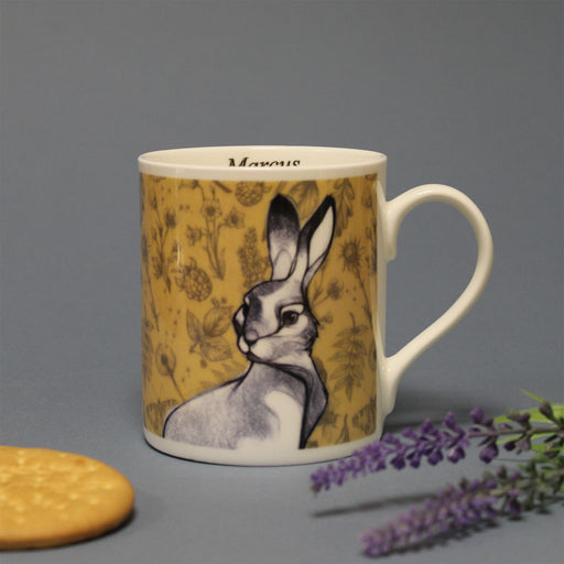 Personalised Watership Down Clover Chunky Balmoral Mug from Pukkagifts.uk