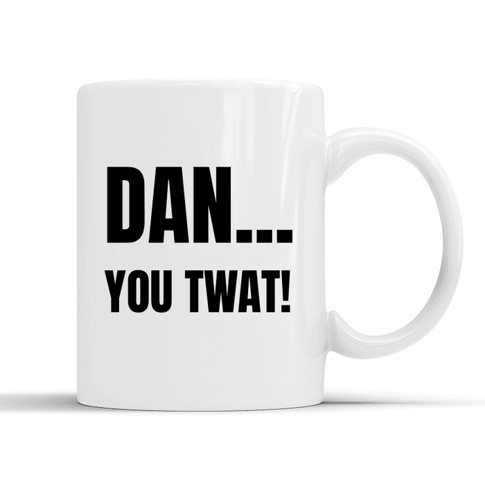 Personalised You Twat Mug from Pukkagifts.uk