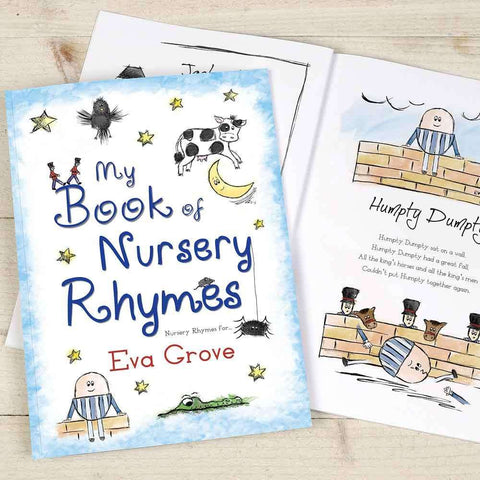 My Book of Nursery Rhymes,Pukka Gifts