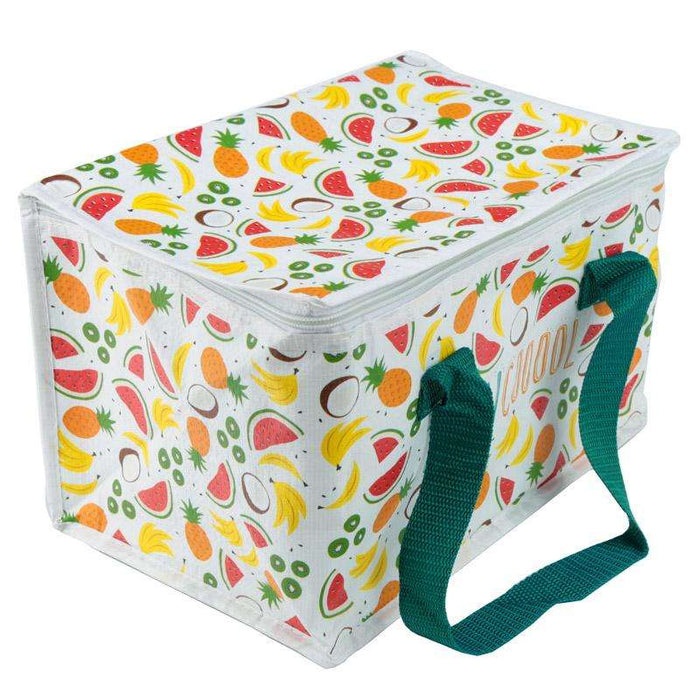 Tropical Fruit Lunch Picnic Cool Bag from Pukkagifts.uk