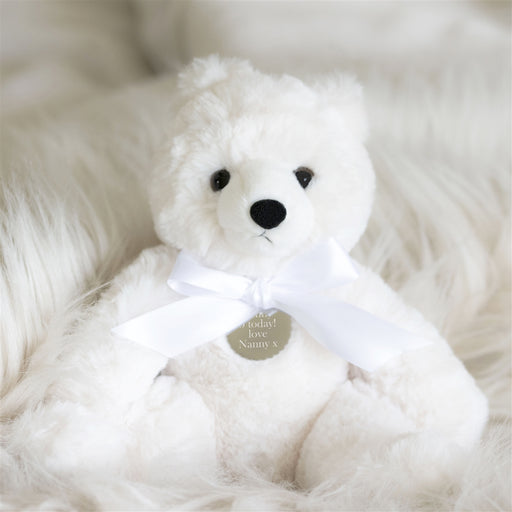 Scout the Personalised Bear Soft Toy