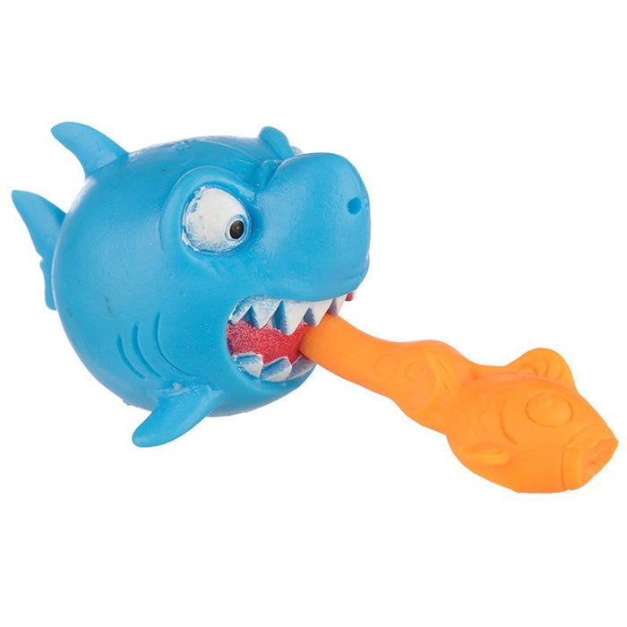 Slingshot Shark Toy