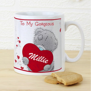 Personalised Me to You Big Heart Mug from Pukkagifts.uk