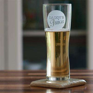 Daddy's Juice Beer Glass,Pukka Gifts