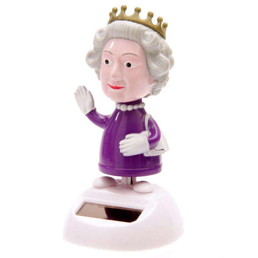 Solar Powered Dancing Queen Toy from Pukkagifts.uk