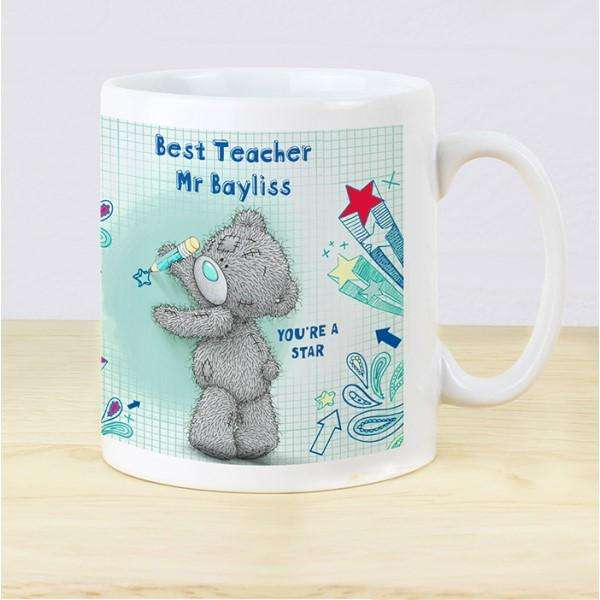 Personalised Me to you Teacher Mug from Pukkagifts.uk