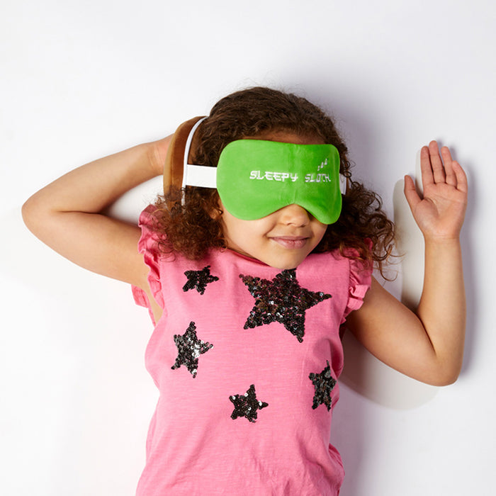Sloth Relaxeazzz Travel Pillow & Eye Mask Set - Gift Of The Year Winner