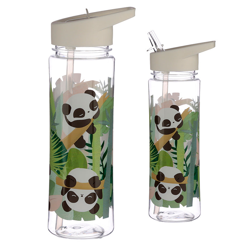 Fun Panda Design Water Bottle 500ml