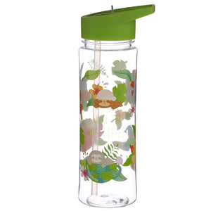 Just Hanging Around Sloth Water Bottle 500ml