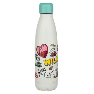 Simon's Cat Pawsome Stainless Steel Insulated Drinks Bottle