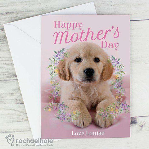 Personalised Rachael Hale Happy Mother's Day Card Pukka Gifts
