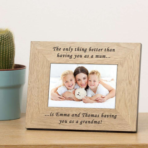 The Only Thing Better Than Having You As A Mum Photo Frame,Pukka Gifts