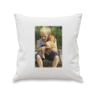 Personalised Photo Cushion Cover from Pukkagifts.uk