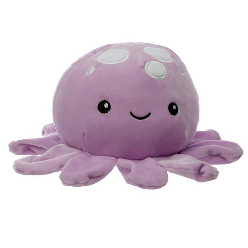 Plush Octopus Cushion