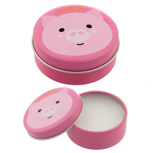Pig Lip Balm in a Tin - Raspberry