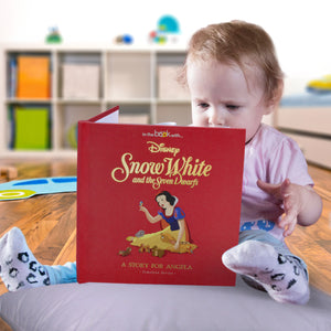 Personalised Disney Snow White Story Book from Pukkagifts.uk