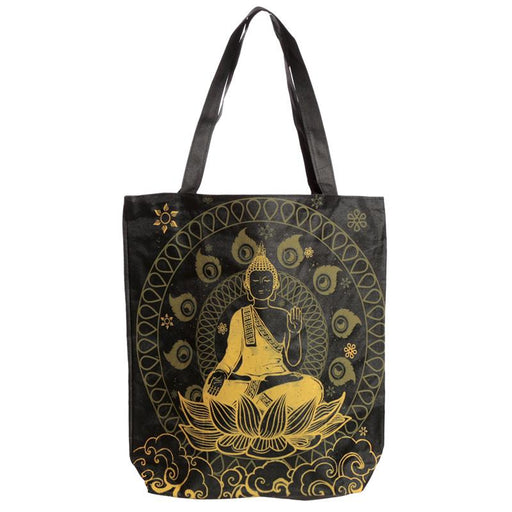 Thai Buddha Cotton Shopping Bag