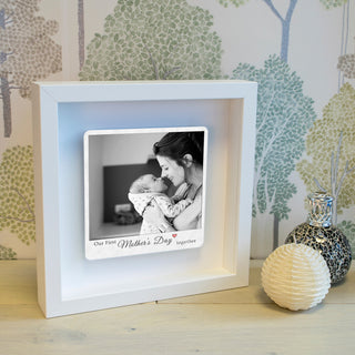First Mothers Day Photo Upload Box Frame