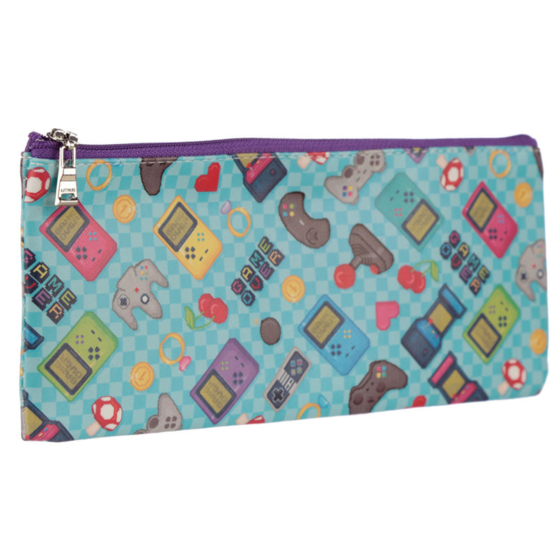 Retro Gaming Design Pencil Case