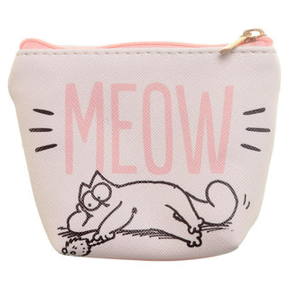Simon's Cat Make Up Bag - Meow