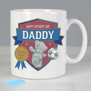 Personalised Me to You Football Mug,Pukka Gifts