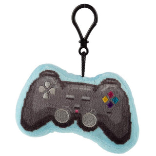 Plush Game Controller Sound Keyring