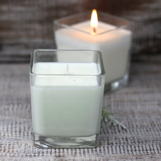 Scented Soy Wax Jar Candle - Lily & Jasmine