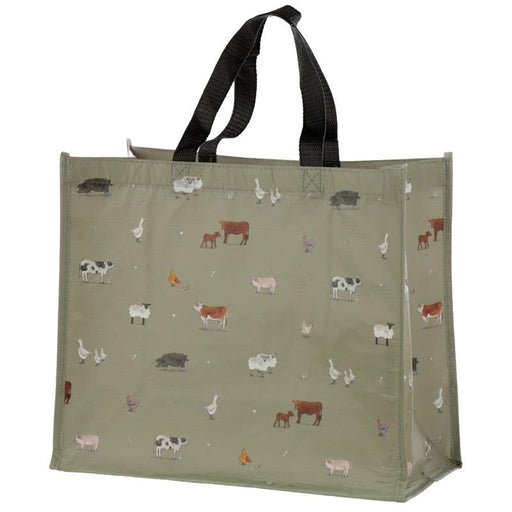 Willow Farm Recycled Plastic Reusable Shopping Bag