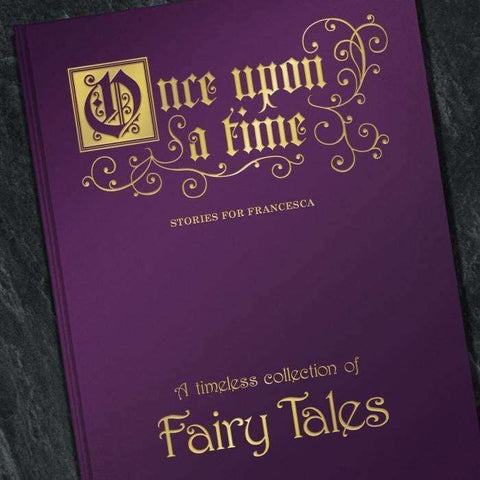Personalised Fairy Tales Book,Pukka Gifts