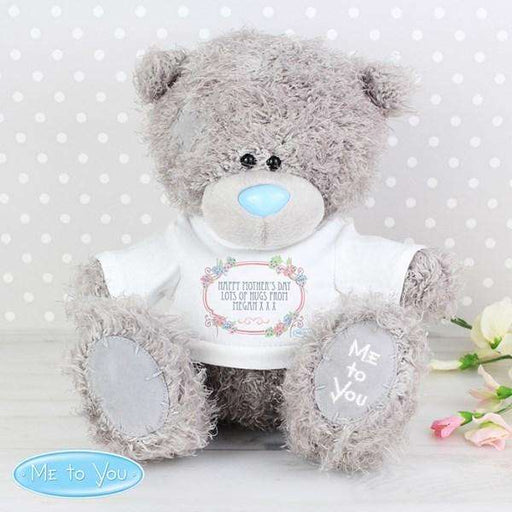 Personalised Me To You Bear with T-Shirt from Pukkagifts.uk