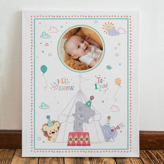 Tiny Tatty Teddy Little Circus Photo Canvas