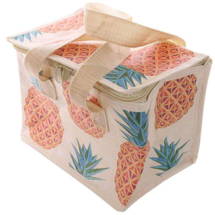 Tropical Pineapple Lunch Picnic Cool Bag from Pukkagifts.uk