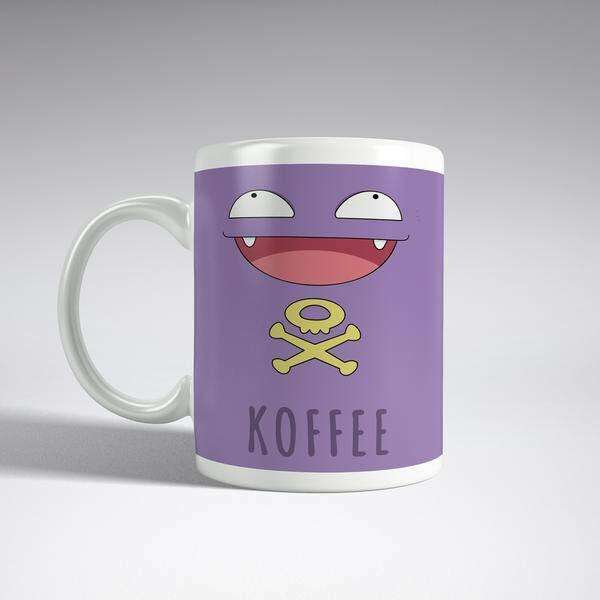 Pokemon Koffee Mug from Pukkagifts.uk