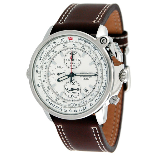 eiko FLIGHTMASTER Pilot Chronograph SNAB71 SNAB71P1 SNAB71P Men's Watch