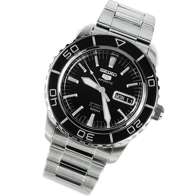 Seiko Automatic Sports SNZH55 SNZH55K1 SNZH55K Men's Watch