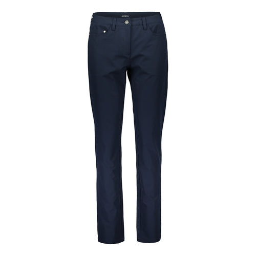 803121 Catmandoo Timea Ladies Navy Stretch Trousers Product Image Front
