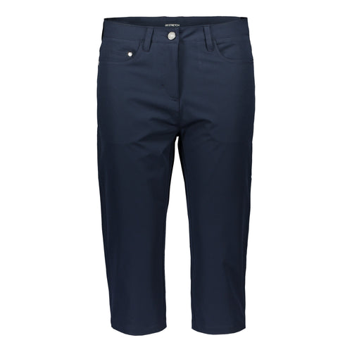 Catmandoo Magda Navy Stretch Capri Pants
