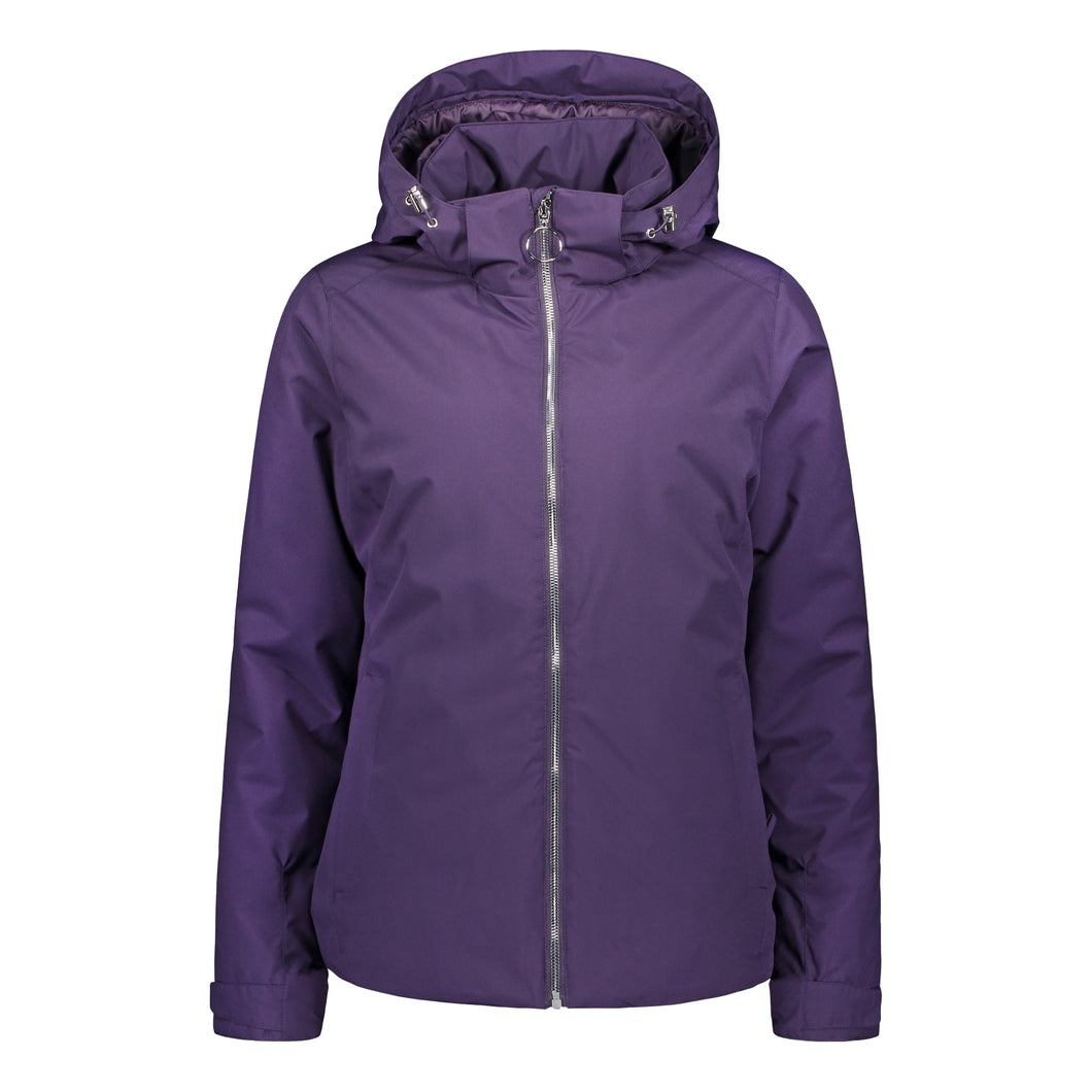 804100 Catmandoo Kosthan Womens Plum 5K Waterproof Jacket Product Image Front