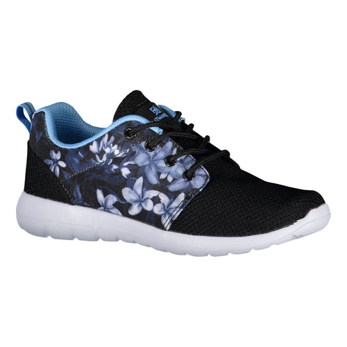 Catmandoo Women's Iisa Multisport Training Shoe Black Flower Print Product Image Front 791553