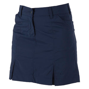 861560 Catmandoo Charlet Ladies Navy Skort Product Image Front