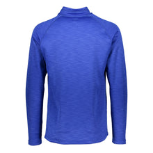 862454 CMD Mens Egil Super Blue Full-Zip Mid Layer Jacket Product Image Back