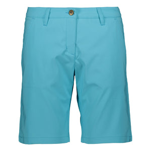 Catmandoo Women's Leaone Blue Curacao Short Product Image Front