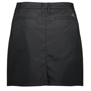 Catmandoo Women's Melrose Golf Skort Black Product Image Back